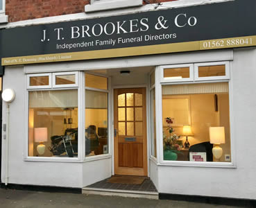 J T Brookes & Co Funeral Services