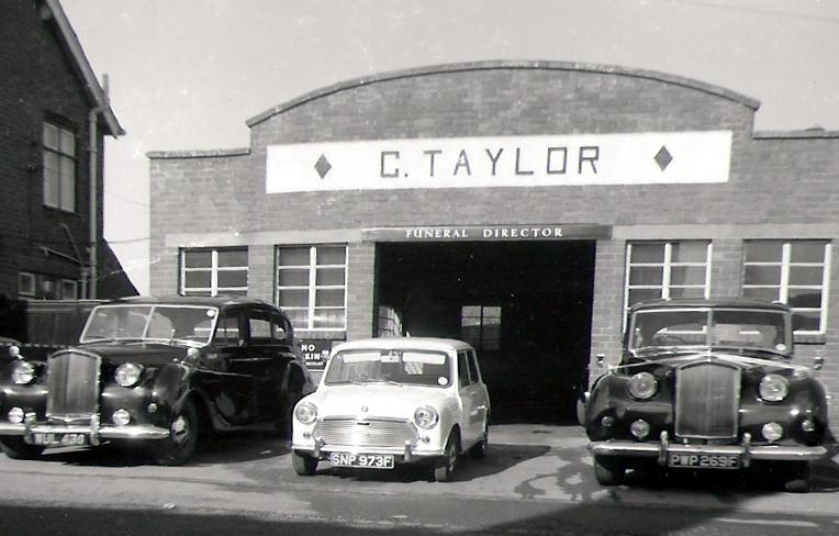 C Taylor Funeral Directors